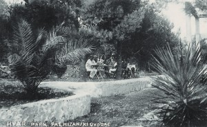 Year 1925, first terrace